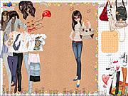 Alışveriş Kızı 3 Giydirme