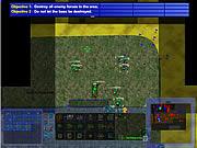 El tanque guerrea RTS