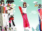 Kayak Giysisi Giydir