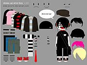 Giysi Giydirme: Küçük Emo Kıyafetleri