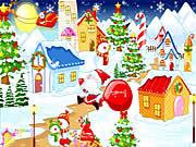De Zaal van de kerstman