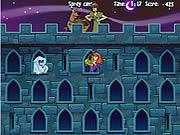 Dispute de château de Scooby Doo