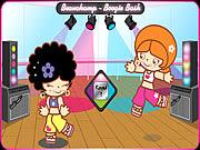 Studio Boogy heftigen Schlag tanzen