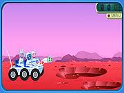 Misión de Backyardigans en Marte