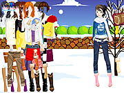 Sıcak Kar Botları
