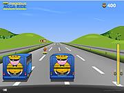 Megabus - paseo mega