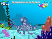 ファインディングニモ - 魚のジェスチャーゲームを
