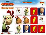 チキンリトル - 記憶ゲーム