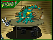 Tartarugas adolescentes de Ninja do mutante - desordem do Mouser