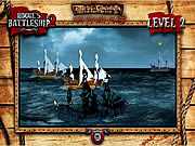 Piratas del Caribe - acorazado 2 del granuja