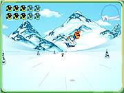 Disparaissent Diego vont - délivrance de Snowboard