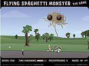 Mostro degli spaghetti di volo