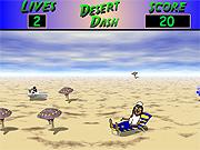 3D Çöl Saldırısı