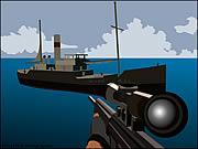 Foxy Scharfschütze - Piraten-Schießerei