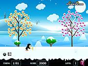 Triturador de hielo del pingüino