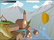 O jogo da represa