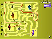 Jogo do labirinto - jogo 10 do jogo