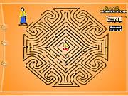 Jogo do labirinto - jogo 6 do jogo