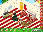 Christmas decorations house games