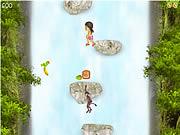 Salti della cascata del Jess