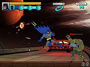 Batman el valiente y el en negrilla: Equipo doble dinámico