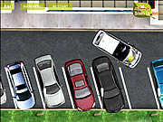 Fahrer Ed direkt - Parken-Spiel