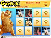 Juego de la memoria de Garfield