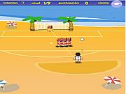 Raul'un Plaj Futbolu