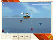 Pescados de la acción