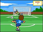 Sfida di calcio