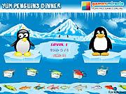 Бесплатные флеш игры Пингвины.