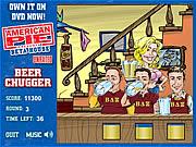 Amerikan Pastası - Bira İçme Yarışı