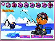 Pesca del hielo de Sisi