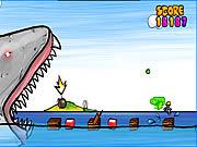 Actividad paranormal del tiburón