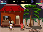 3 voet Ninja I - de Verloren Rollen