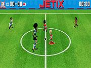 Het Voetbal van Jetix