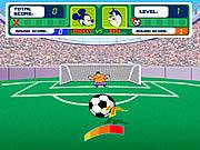 ミッキーのサッカーフィーバー