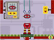 Mickeys Roboter-Labor