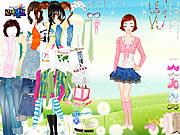 Giysi Giydirme: Günlük Elbise Modelleri