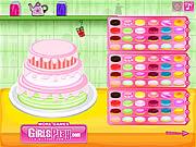 Cocinero de la torta de cumpleaños