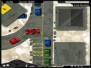Desafío de 18 policías motorizados