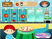 Tienda de pizza de Andrés