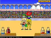 Espadas y sandalias - gladiador