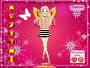 Бабочка девушки