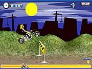 Jogo de Moto Rallye