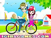 Amanti romantici della bici