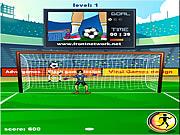 Sfida di gioco del calcio