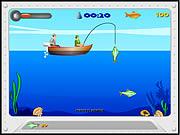 Pesca - echar la línea