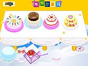 Decoración de la torta de boda