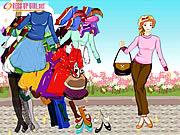 Collezioni di estate 2008 della ragazza di Dressup